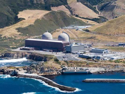 AP CALIFORNIA NUCLEAR PLANT CLOSURE A FILE USA CA