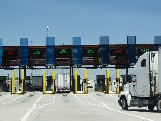 Arizona Mexico port of entry