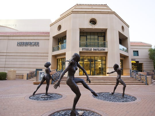 Arizona Theatre Company performs at the Herberger Theater