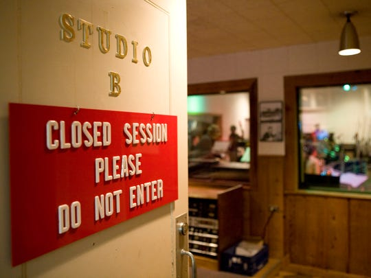 These days, historic RCA Studio B hosts a variety of school groups and educational programs.