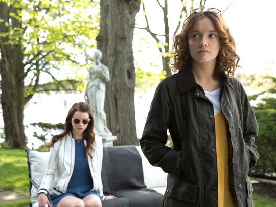 Anya Taylor-Joy (left) and Olivia Cooke play old friends