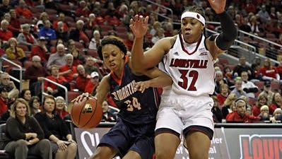 Former UT Martin player Ashia Jones will join the Memphis basketball team. She was dismissed from UTM's team last month.