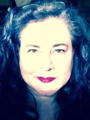 Author Laurie Notaro.