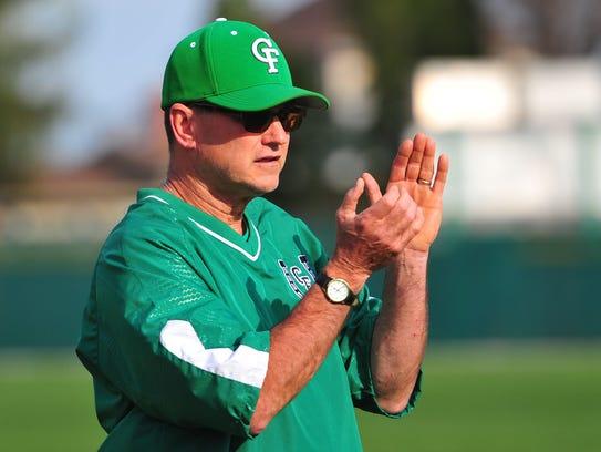 Clear Fork head baseball coach Rusty Staab has built