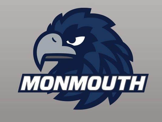 webart sports Monmouth University logo college 1