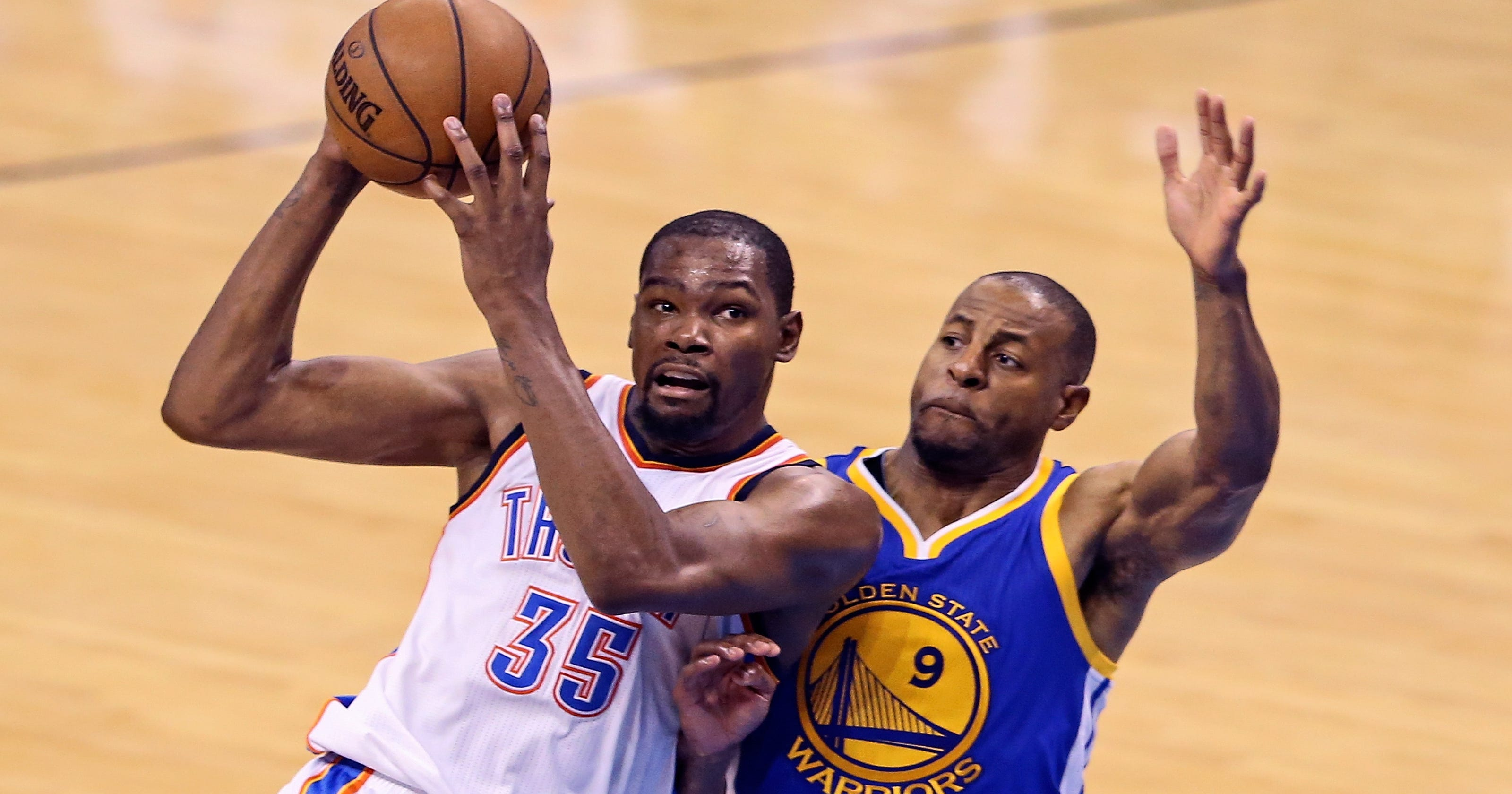 7879ec96b95 How the Warriors got Kevin Durant