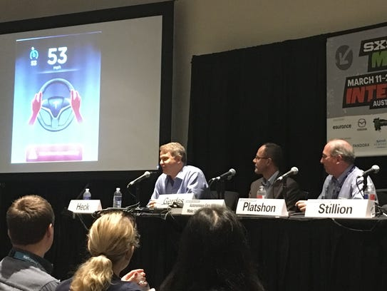 SXSW featured a number of panels dedicated to discussing