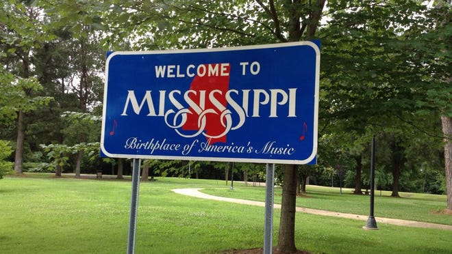 Welcome to Mississippi, where we have a lot of things going right.