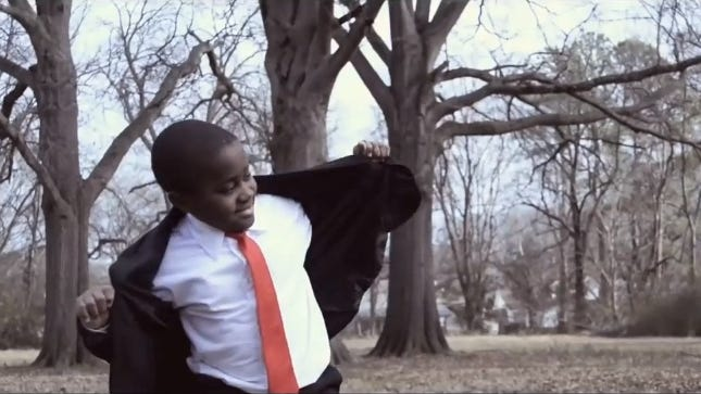 Kid President gives you plenty of reasons to dance in his latest video.