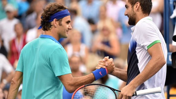 TEN-US OPEN-FEDERER-CILIC