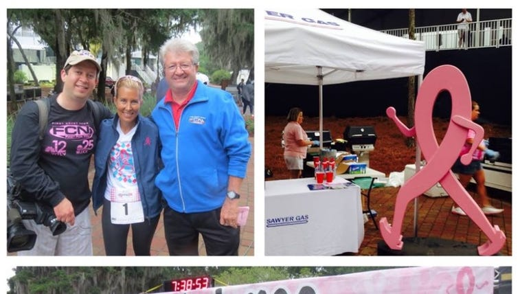 Run THE PLAYERS DONNA 5K Saturday, May 2nd and help
