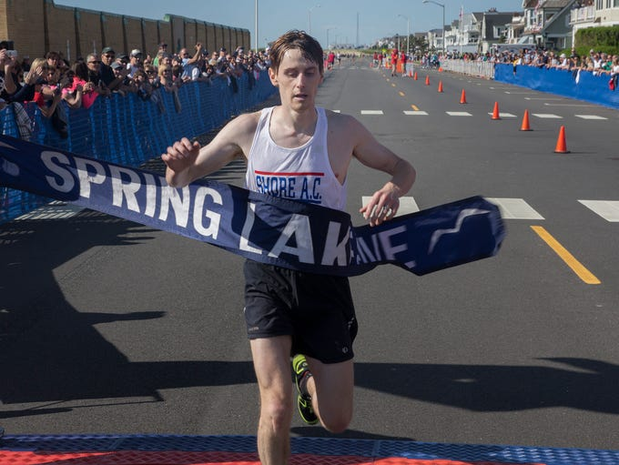 Justin Scheid takes first overall in the 2017 Spring