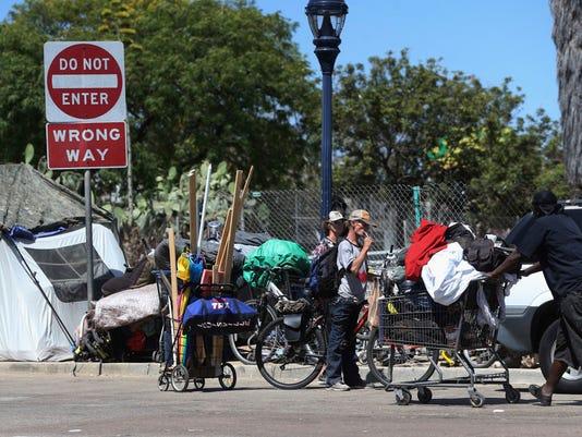 San Diego attacks