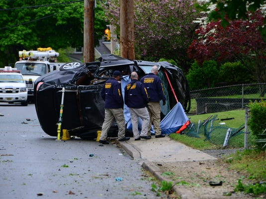 Morning accident in New Milford leaves one man dead