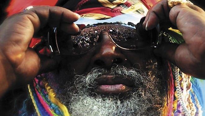 George Clinton & Parliament Funkadelic will perform at the Gillioz Theatre on Thursday night.