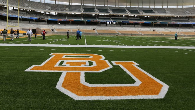 Baylor is offering free tickets, parking and a free meal for Saturday's game to families who had to evacuate Houston due to Hurricane Harvey.