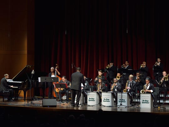 """The annual event """"Jazz: Spirituals, Prayer and Protest"""""""