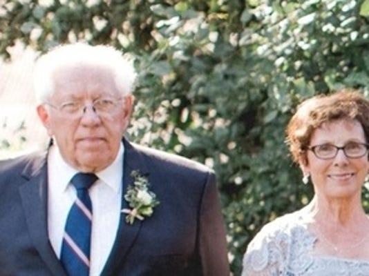 Anniversaries: Ronald Krupp & Marilyn Krupp
