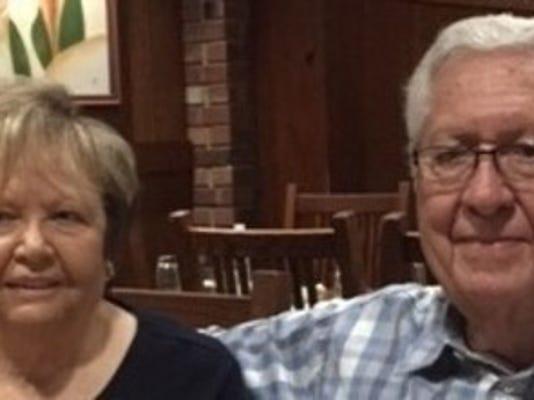 Anniversaries: Eddie Allen & Marilyn Allen