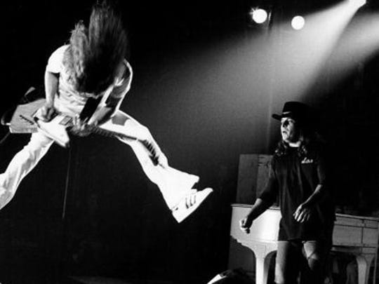 UNSPECIFIED - CIRCA 1970:  Photo of Lynyrd Skynyrd  (Photo by Stephanie Chernikowski/Michael Ochs Archives/Getty Images)