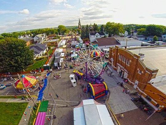 The Athens Fair will be held this week from Thursday through Sunday in downtown Athens.