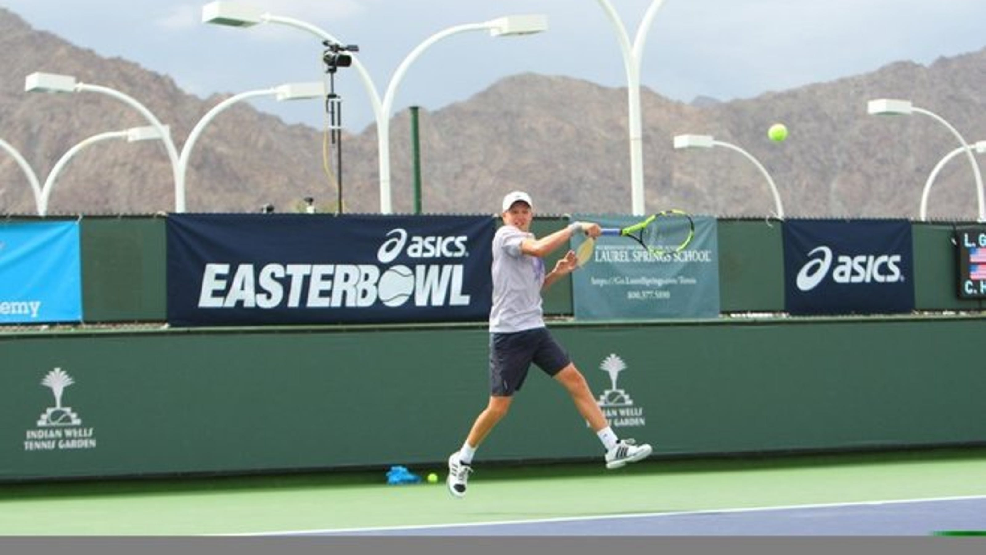 Greif Continues To Climb Recruiting Lists After National Clay Court