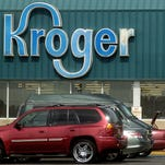 The No. 2 executive at Kroger is stepping down.