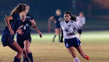 Girls Soccer Player of the Year: Miranda Jimenez