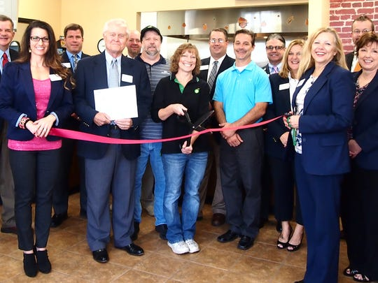 The Fond du Lac Area Association of Commerce held