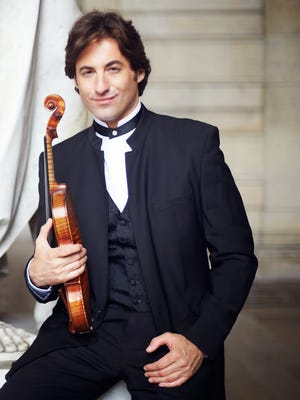 Grammy Award-nominated violinist Philippe Quint takes his Quint Quintet to this year's El Paso Pro-Musica Chamber Music Festival, which begins Jan. 7.