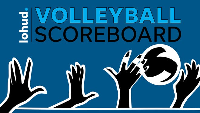 Lohud volleyball scoreboard