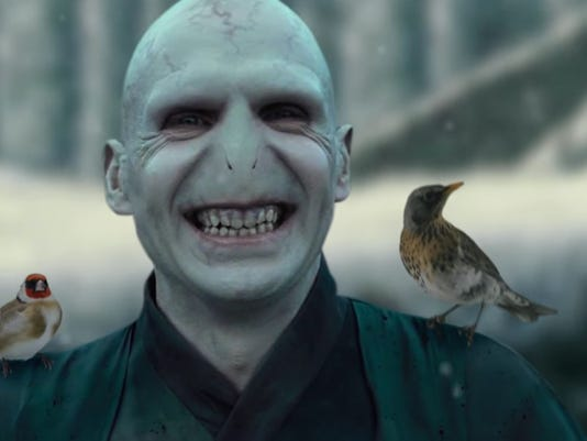 Harry Potter fans are guaranteed to hate this 'Beauty and the Beast'-Voldemort mashup