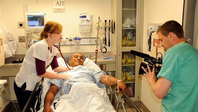 """Terrence Wrong's """"NY Med"""" depicts real-life drama in two New York City-area hospitals. The show premiers on June 26."""