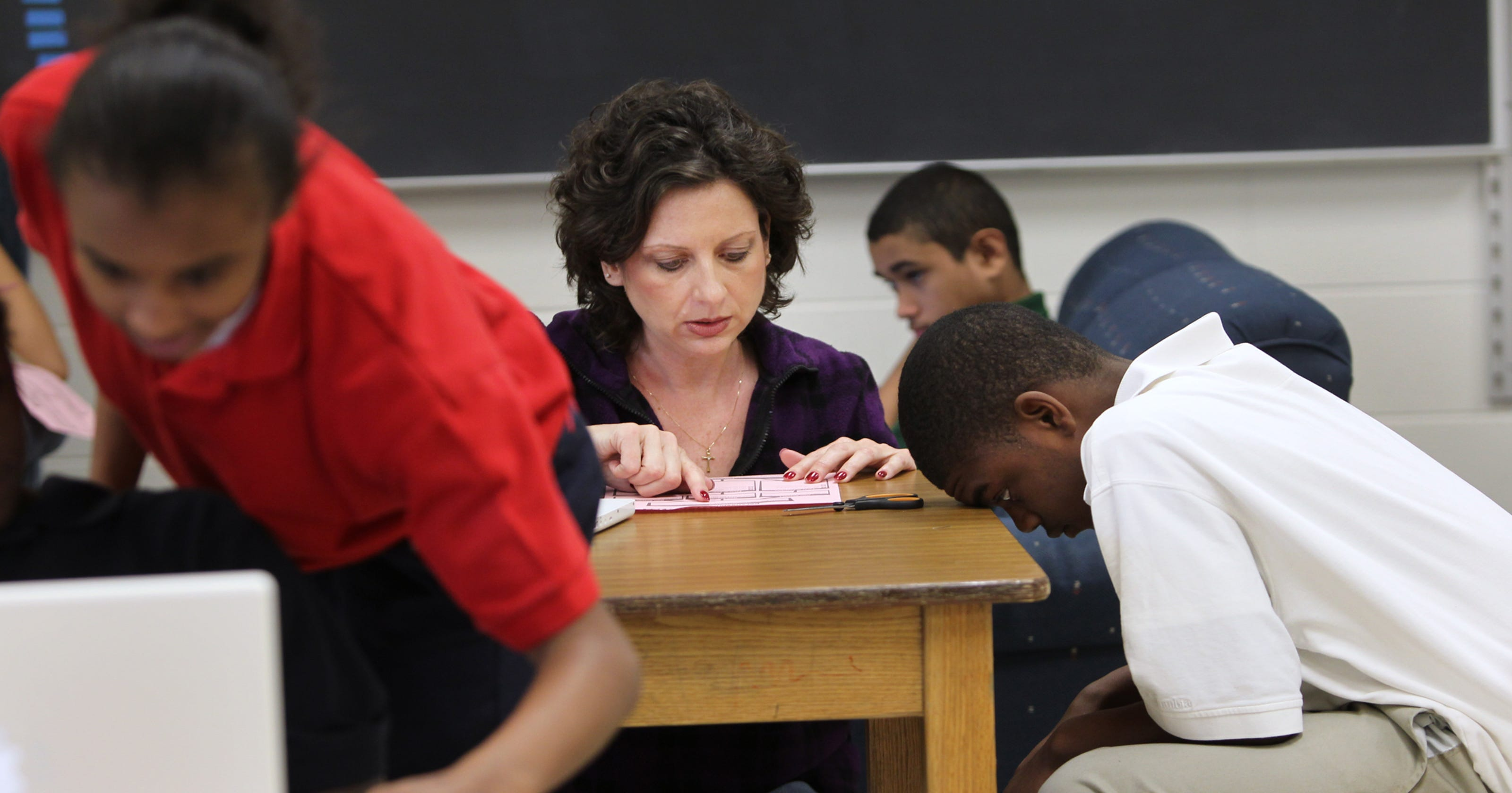 Teachers absent from class way too much, study says