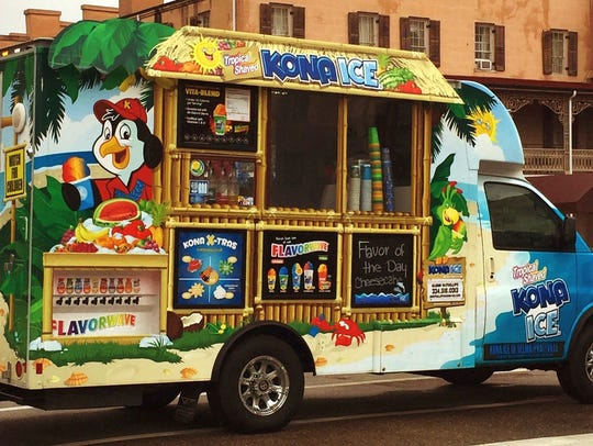 This is Kona Ice Selma/Prattville's second season in
