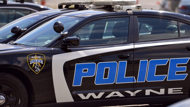 Authorities said a middle-aged Wayne woman was struck and dragged by an SUV while crossing a township street on Monday night.