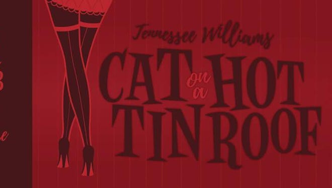 """Cat on a Hot Tin Roof"" continues this weekend with performances."