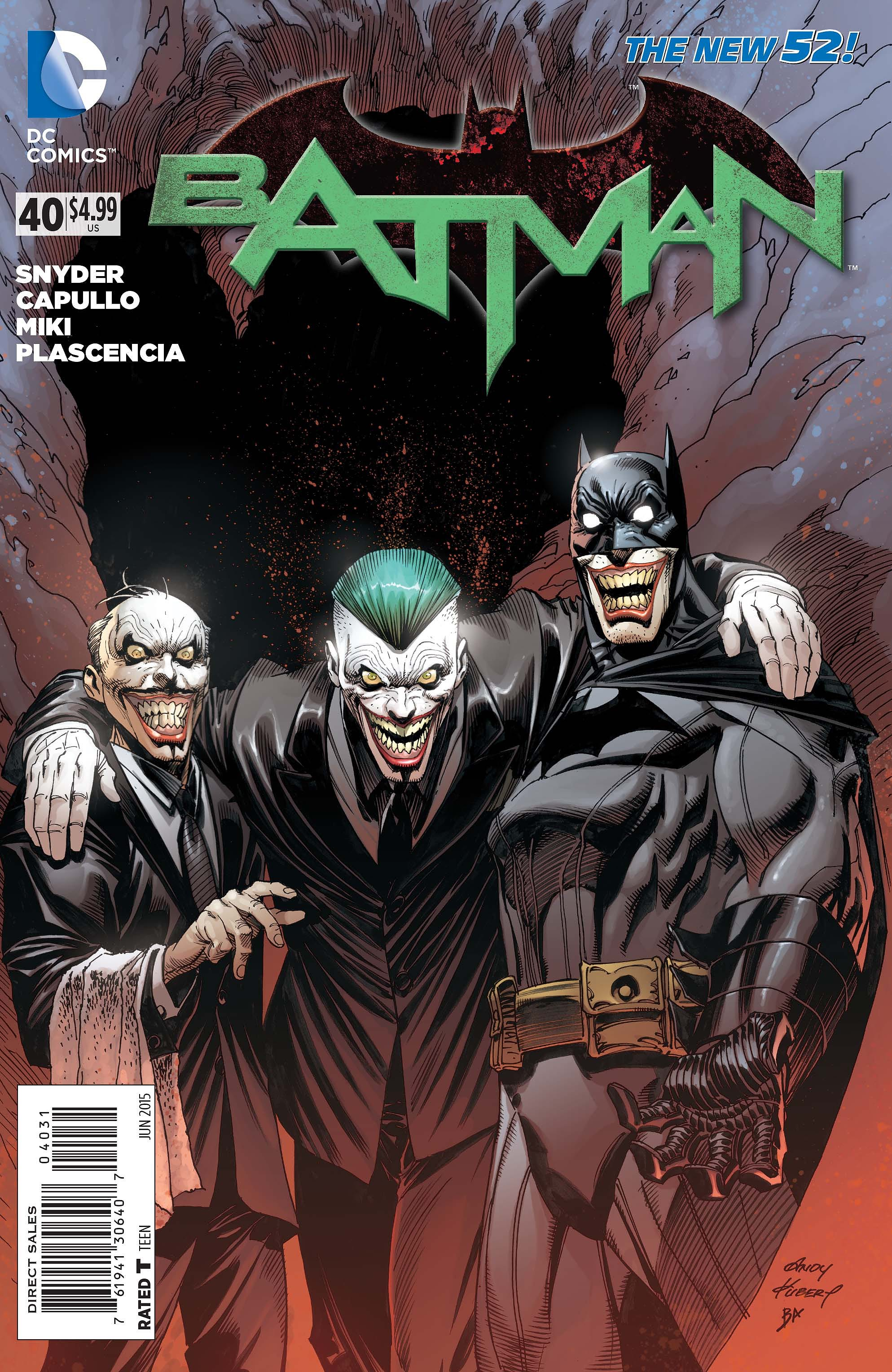 New Batman will be without the Joker 07.06.2010 83