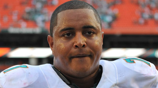 Jonathan Martin has not return to the Dolphins since storming out of the team cafeteria.