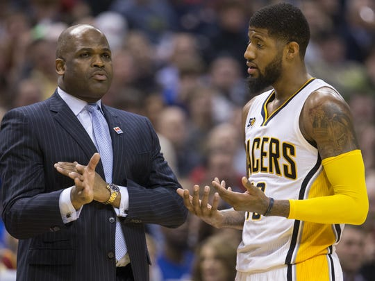 Larry Bird replaced Frank Vogel with Nate McMillan prior to this season, and the results haven't been much different.