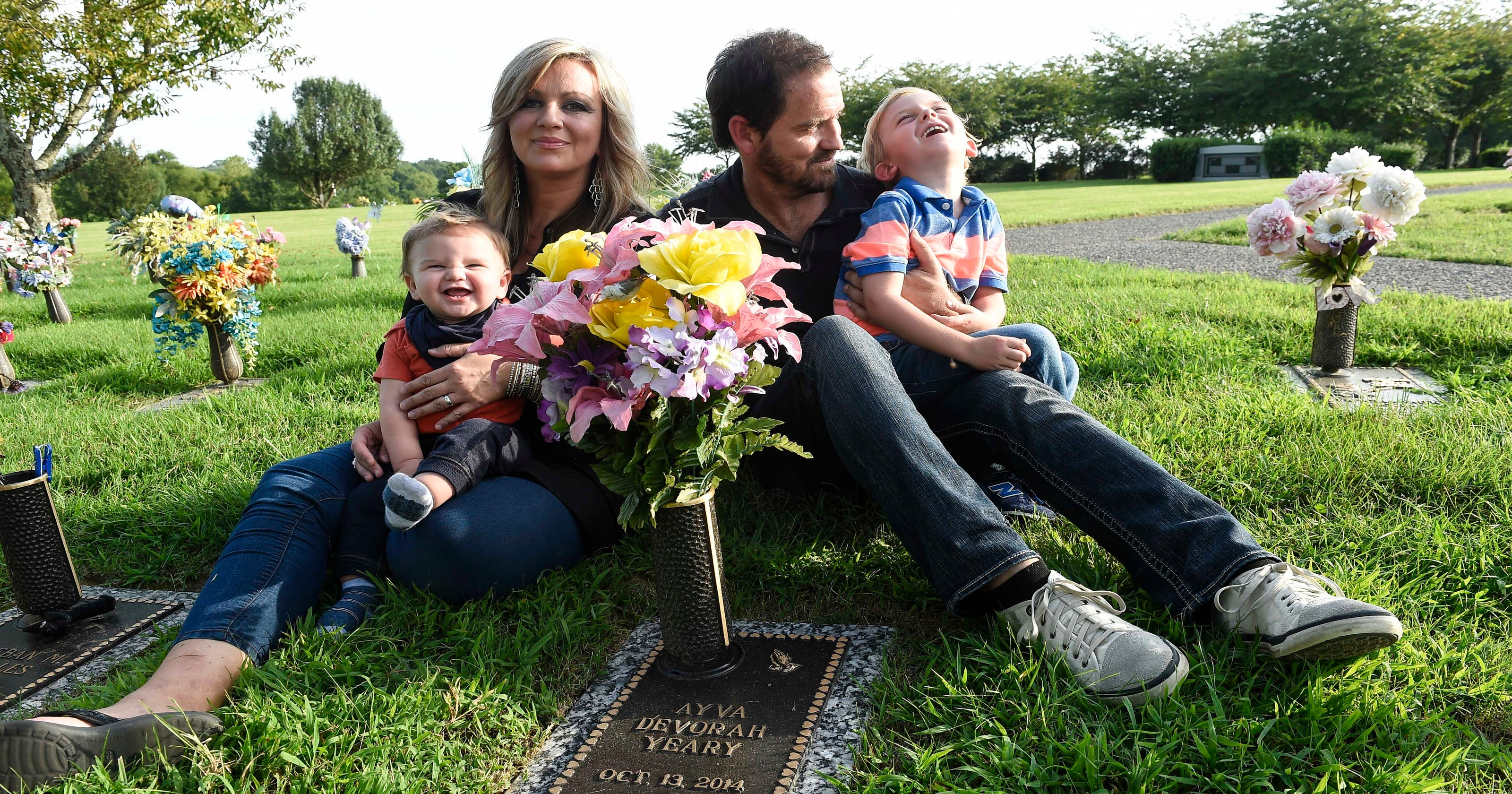 Sonya Isaacs Healing From Stillborn Birth