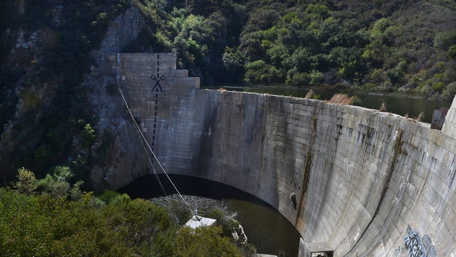 Groups have been supporting the removal of the 198-foot-tall Matilija Dam for years.