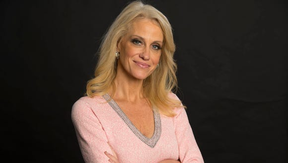 Kellyanne Conway, President-elect Trump's campaign