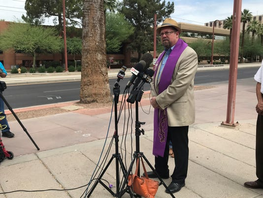Promise AZ hosts press conference for upcoming rally