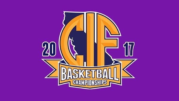 CIF state basketball playoff brackets released.
