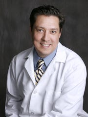 Dr. John Andazola, a physician at Memorial Family Medicine Center, will be among 13 New Mexicans honored for community service by Gov. Susana Martinez.