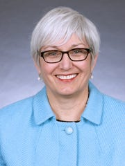 Dr. Phyllis Marshall, dean of the W. Cary Edwards School