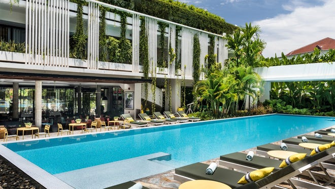 Viroth's Hotel in Siem Reap, Cambodia, is the No. 1 hotel in the world, according to TripAdvisor's 2018 Travelers' Choice Awards.