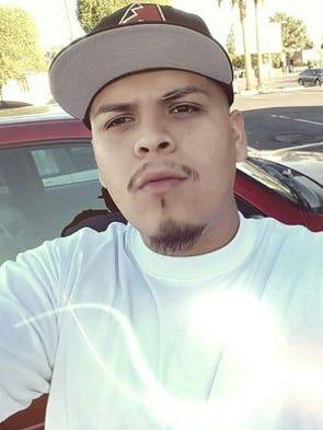 Diego Verdugo-Sanchez, de 21 años, fue baleado a muerte