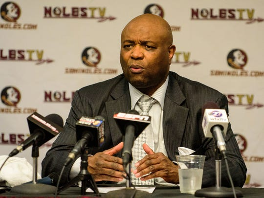 Hamilton and the Seminoles will travel to Louisville before returning home to play Pittsburgh this week.